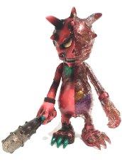 画像3: DEVIL BOOGIEMAN METALLIC AKA X-RAY (3)
