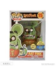 画像2: Funko Pop RAT FINK - Glow in The Dark Ver. [Toytokyo Limited] (2)