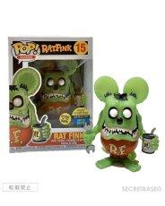 画像1: Funko Pop RAT FINK - Glow in The Dark Ver. [Toytokyo Limited] (1)