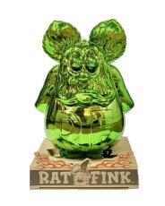 画像5: RAT FINK Chrome GREEN ver. (5)