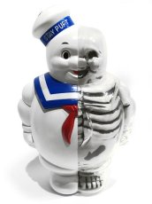 画像1: MARSHMALLOW MAN X-RAY FULL COLOR (1)