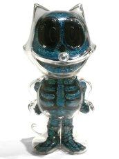 画像1: FELIX THE CAT X-RAY BLUE RAME (1)