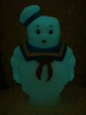 画像4: MARSHMALLOW MAN FULL COLOR BLUE G.I.D. (4)