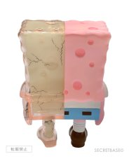 画像4: SPONGEBOB X-RAY FULL COLOR PINK G.I.D with Heart eye Ver.  (4)