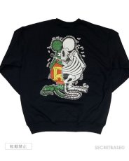 画像2: RAT FINK X-RAY Original Printed Sweat (2)