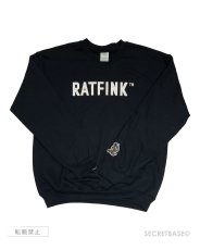 画像1: RAT FINK X-RAY Original Printed Sweat (1)