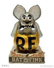 画像5: [キャンセル分販売]RAT FINK X-RAY FULL COLOR CLEAR BLACK G.I.D Ver. (5)