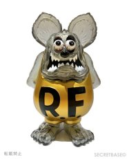 画像1: [キャンセル分販売]RAT FINK X-RAY FULL COLOR CLEAR BLACK G.I.D Ver. (1)