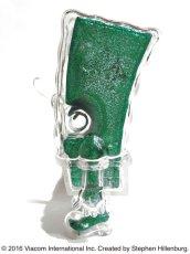 画像3: SPONGE BOB KEY CHAIN SET GREEN RAME (3)