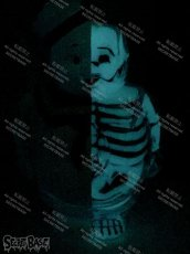 画像3: MARSHMALLOW MAN X-RAY FULL COLOR BLUE G.I.D. (3)