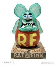 画像2: RAT FINK X-RAY FULL COLOR MATTE ULTRA GREEN Ver. (2)