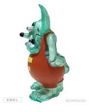 画像5: RAT FINK X-RAY FULL COLOR MATTE ULTRA GREEN Ver. (5)