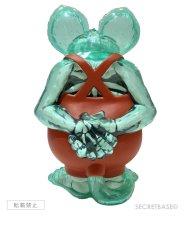 画像4: RAT FINK X-RAY FULL COLOR MATTE ULTRA GREEN Ver. (4)