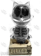 画像3: FELIX THE CAT X-RAY SILVER RAME (3)