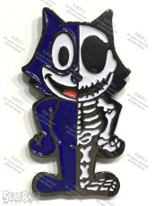 画像1: FELIX THE CAT PINS NAVY (1)