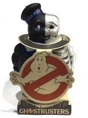 画像5: MARSHMALLOW MAN X-RAY FULL COLOR BLACK (5)
