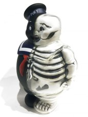 画像3: MARSHMALLOW MAN X-RAY FULL COLOR BLACK (3)
