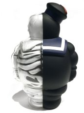 画像4: MARSHMALLOW MAN X-RAY FULL COLOR BLACK (4)