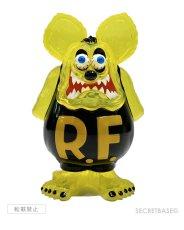 画像1: RAT FINK  FULL COLOR CLEAR YELLOW Ver. (1)