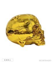 画像4: 1/1 SKULL HEAD CHROME GOLD Ver. (4)