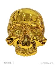 画像5: 1/1 SKULL HEAD CHROME GOLD Ver. (5)