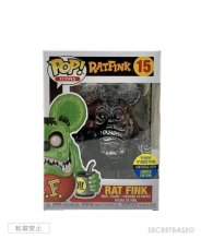 画像2: Funko Pop RAT FINK - Chrome Black Ver. [Toytokyo Limited] (2)