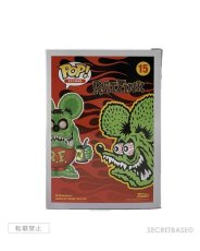 画像3: Funko Pop RAT FINK - Chrome Black Ver. [Toytokyo Limited] (3)