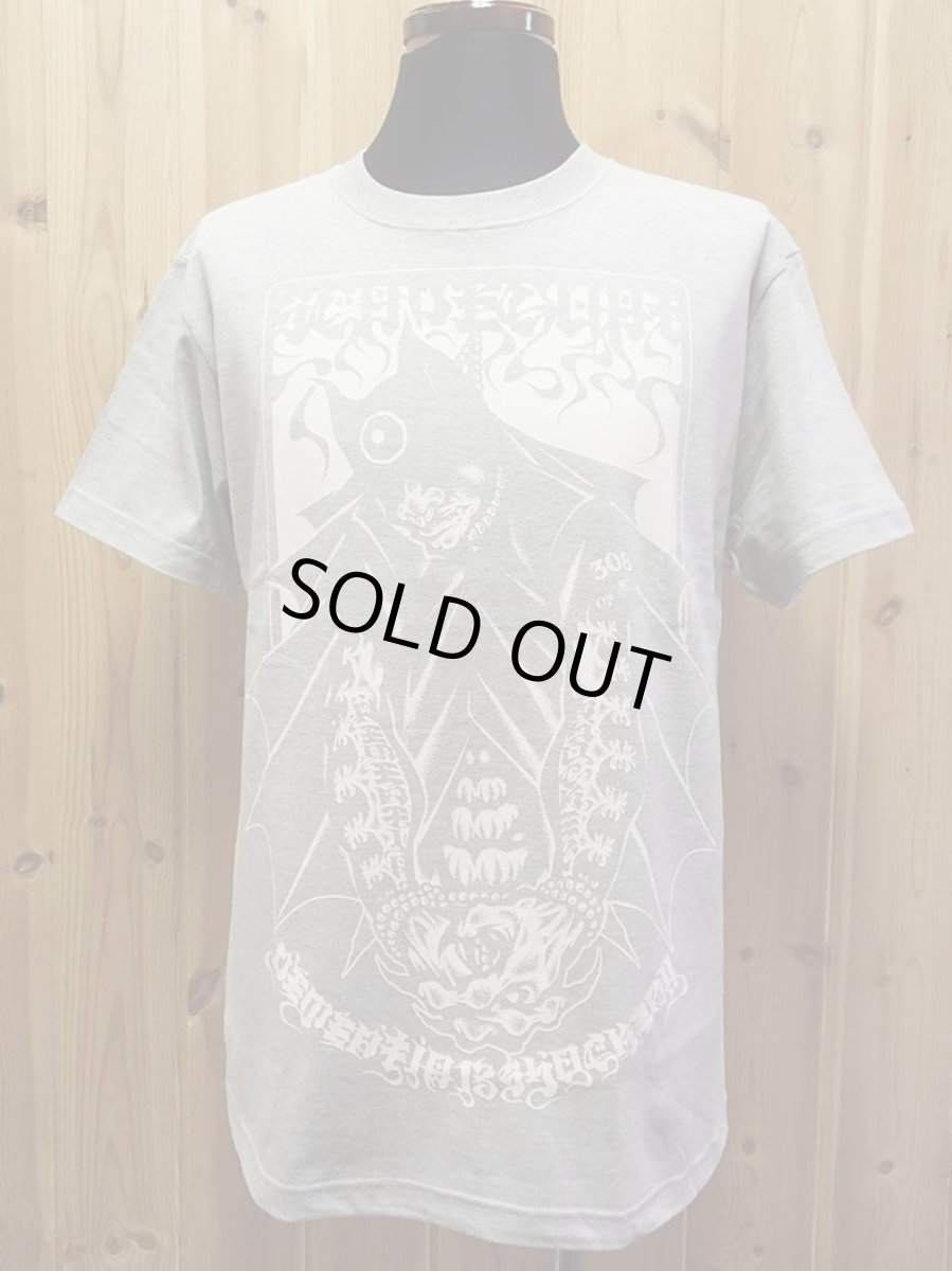 画像1: SCAPEGOAT T-SHIRT SB Ltd. GRAY (1)