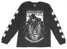 画像1: SCAPEGOAT Long Sleeve T-SHIRT SB Ltd. SUMIKURO (1)