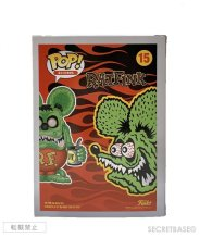 画像7: Funko Pop RAT FINK - Chrome Green Ver. [Toytokyo Limited] (7)