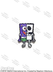 画像5: X-RAY SPONGE BOB PINS SET PURPLE (5)