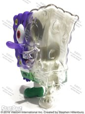 画像2: X-RAY SPONGE BOB PINS SET PURPLE (2)