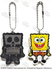 画像5: SPONGE BOB KEY CHAIN SET BLACK RAME (5)