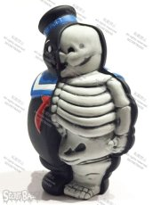 画像2: MARSHMALLOW MAN 1/4 XRAY FULL COLOR BLACK (2)