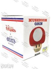 画像5: Mushroom Grin by Ron English RED (5)