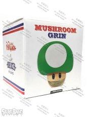 画像5: Mushroom Grin by Ron English GREEN (5)