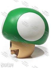 画像3: Mushroom Grin by Ron English GREEN (3)