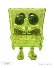 画像1: SPONGEBOB X-RAY COLOR Neon YELLOW Ver. (1)