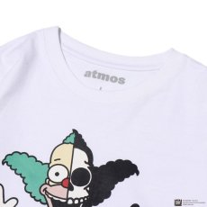 画像4: THE SIMPSONS x SECRET BASE x atmos KRUSTY X-RAY LS TEE WHITE (4)