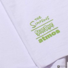 画像7: THE SIMPSONS x SECRET BASE x atmos KRUSTY X-RAY LS TEE WHITE (7)