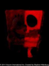 画像5: X-RAY SPONGE BOB MOUSE PAD SET (5)