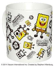 画像5: X-RAY SPONGEBOB MUG CUP SET (RESTOCKED) (5)