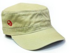 画像1: SB WORK CAP BEIGE (1)