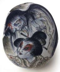 画像5: S・G・F 1/1 SKULL HEAD Artist/GANJI (Three Tides tattoo) (5)