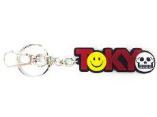 画像1: TOKYO KEY HOLDER Red (1)