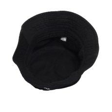 画像3: THE SIMPSONS x SECRET BASE x atmos BART BUCKET HAT BLACK (3)