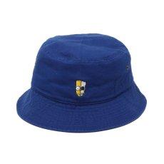 画像3: THE SIMPSONS x SECRET BASE x atmos BART BUCKET HAT BLUE (3)