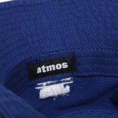 画像6: THE SIMPSONS x SECRET BASE x atmos BART BUCKET HAT BLUE (6)