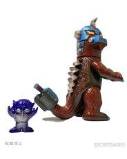 画像1: ЯOR 精密機械怪獣 - Magnet Monster T-Tank (1)
