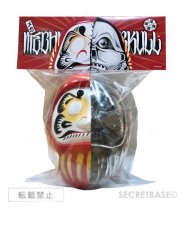 画像6: DARUMA MECHA-SKULL X-RAY FULL COLOR RED Ver. (6)